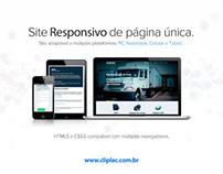 Cliplac [ Site Responsivo ]