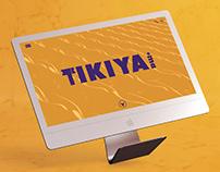 TIKIYA.MA Online ticket logo