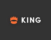 Brand Identity: King Web Design