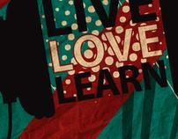 Live, Love & Learn