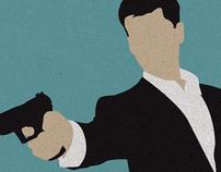 Bond Movie Cards