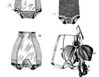 Silkscreen: Panties Poster