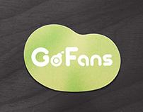 Go Fans 形象設計[品牌設計]
