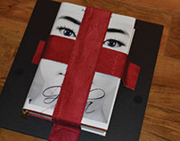 Geisha Book Cover + Special Addition Packaging
