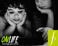 ON LIFE Electro / Falabella 2013