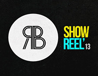 Showreel'2013