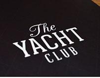 The Yacht Club - Branding