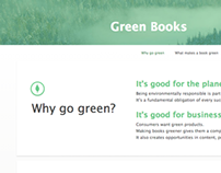 Web Design- Courier.com/Green