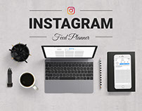 Instagram Feed Planner