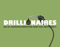 Drillionaries Infographic