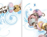 Trollbeads National Print Campaign