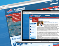 US Masters Swimming Website