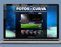 Fotos da Curva