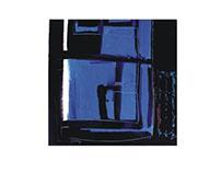 pintura, serie TIB 2006  mixta/madera  62x62cm