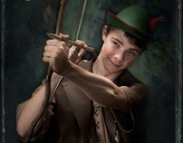 Robin Hood; The face of a high school drama