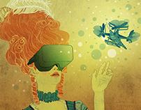 HUE Cover: Virtual Reality