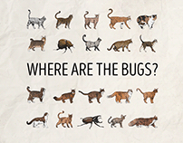 Where are the bugs?