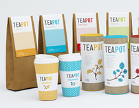Teapot Packaging