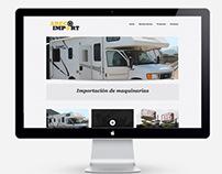Areco Import Web & Branding