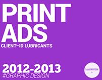 2013 Web and Print Ads
