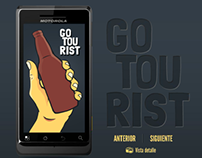 Go Tourist / Mobile App