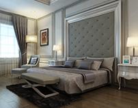 Royal Bed Room