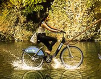 Bike Flutuante