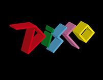 Disco Type (3D)