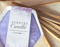 Scented Candles: branding and product design