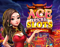 mobile casino title and lobby design