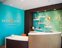 NEW RETAIL STORE ---SKINxFIVE by AVA MD