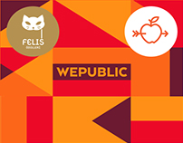 WEPUBLIC - Corporate Identity