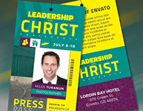 Leadership with Christ Press Pass
