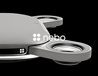 nebo — EV Charging Network by Drones