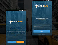 Taxi Booking application - Driver app