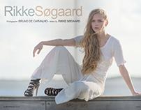 Rikke Søgaard for One Fashion Stop November issue