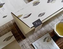翠峰高冷茶-一葉知心茶包禮盒包裝設計