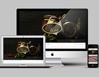 Web design per Oliva Michele