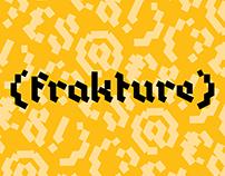 Frakture Font