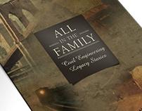 Civil Engineer Legacy Book