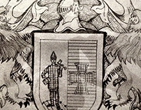 Kuester Coat of Arms