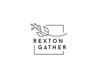 Logo design for Rexton Gather - Cosmetic Company