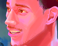 DeMar DeRozan NBA player