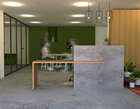 GREENSPAN Workspace
