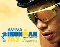 Aviva Ironman 70.3 Singapore Triathlon 2009