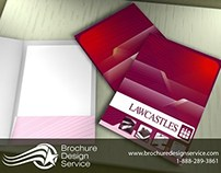 Presentation Folder Design for a Law Firm