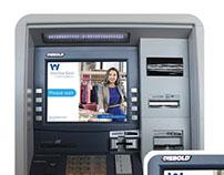 ATM screens