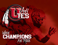 Utah Utes Football Recruitment Book