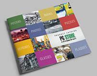 PG Store Catalog