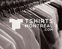 T-Shirts Montréal
